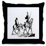don_quixote_throw_pillow